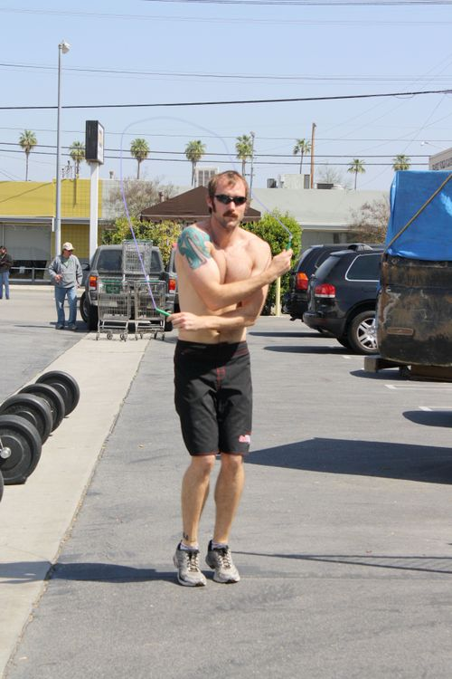 A Valley Crossfit 4-26-09 3