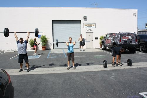A Valley Crossfit 4-26-09 4