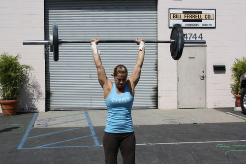 A Valley Crossfit 4-26-09 5