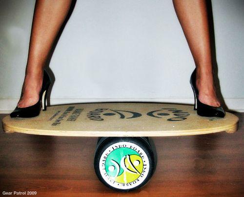 Indo-board-heels