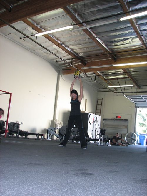 Overhead Swings 3