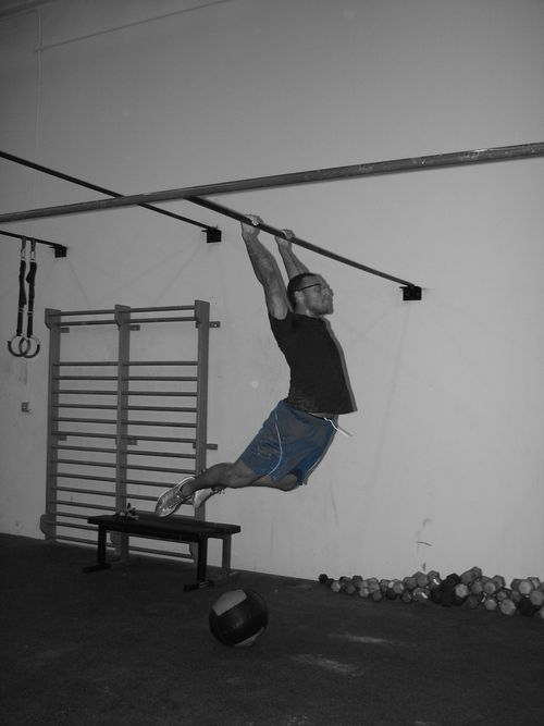 Valley crossfit 11-18-10 11