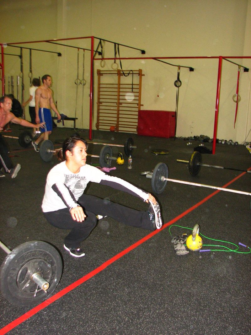Valley crossfit NYE 2010 10