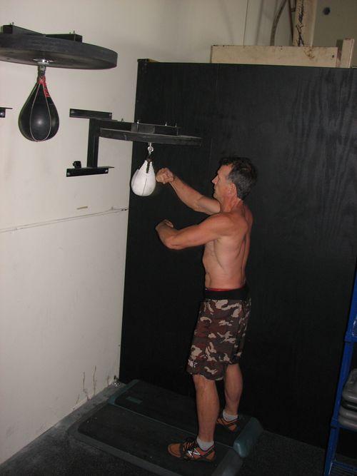 Randy shoulder rehab